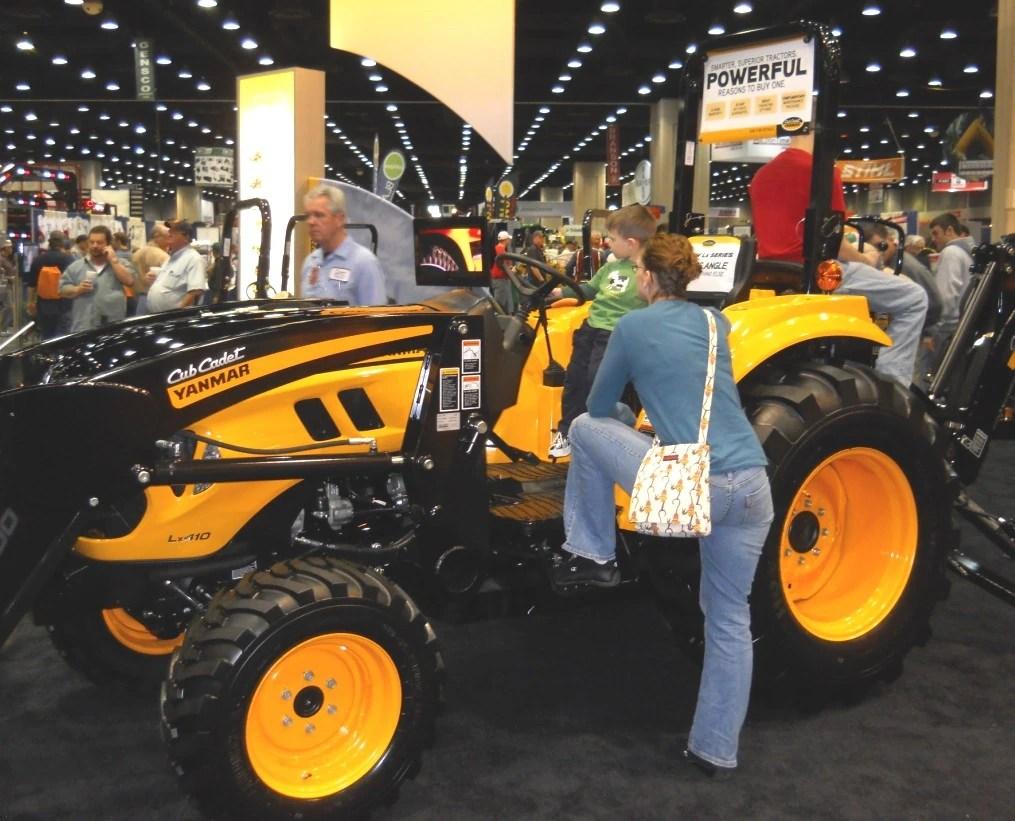 Cub Cadet Yanmar Lx410 | Tractor & Construction Plant Wiki | Fandom powered by Wikia