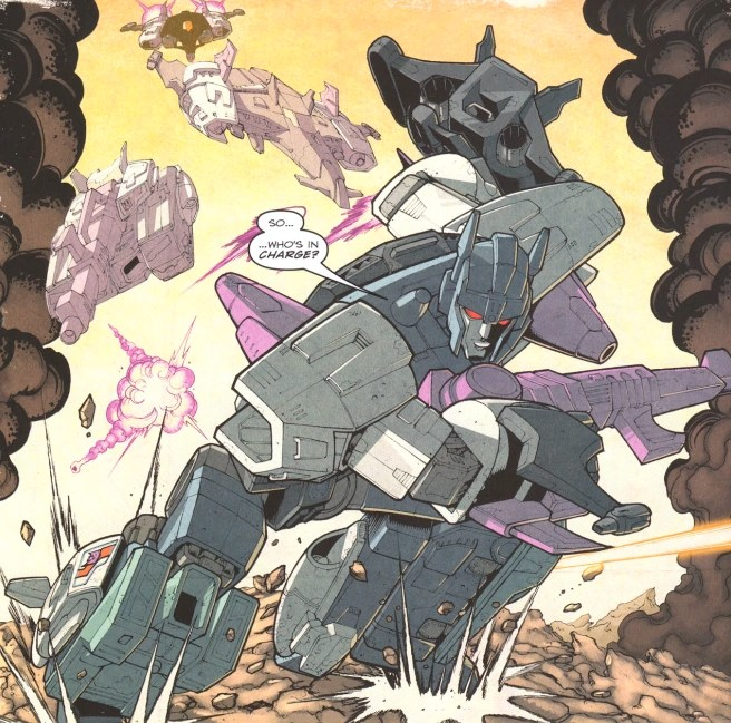 Transformers Animated Wallpaper The Last Stand Of The Wreckers Issue 1 Teletraan I The