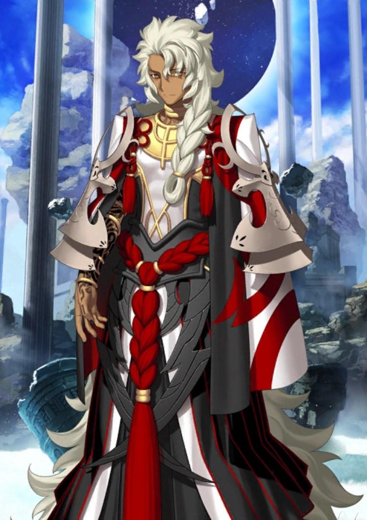 Caster (Fate/Grand Order - Solomon)   TYPE-MOON Wiki   Fandom powered by Wikia
