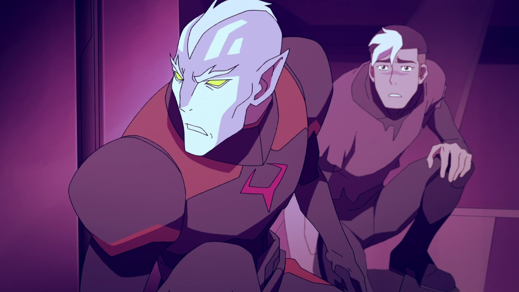 20 Voltron Force Shiro Sendak Pictures And Ideas On Meta Networks