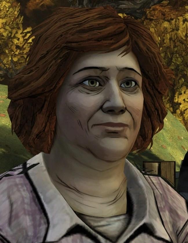 Brenda St John Video Game  Walking Dead Wiki  FANDOM powered by Wikia