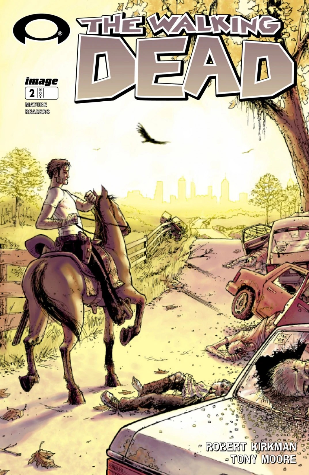 Issue 2  Walking Dead Wiki  Fandom powered by Wikia