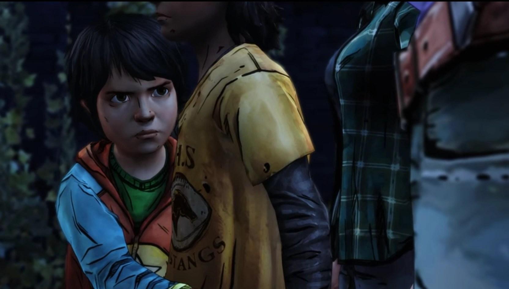 Alex Fairbanks Video Game Gallery  Walking Dead Wiki  FANDOM powered by Wikia
