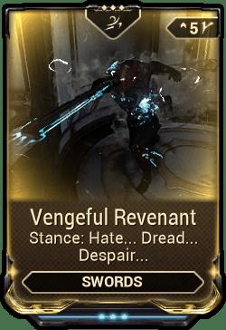 Vengeful Revenant WARFRAME Wiki FANDOM Powered By Wikia