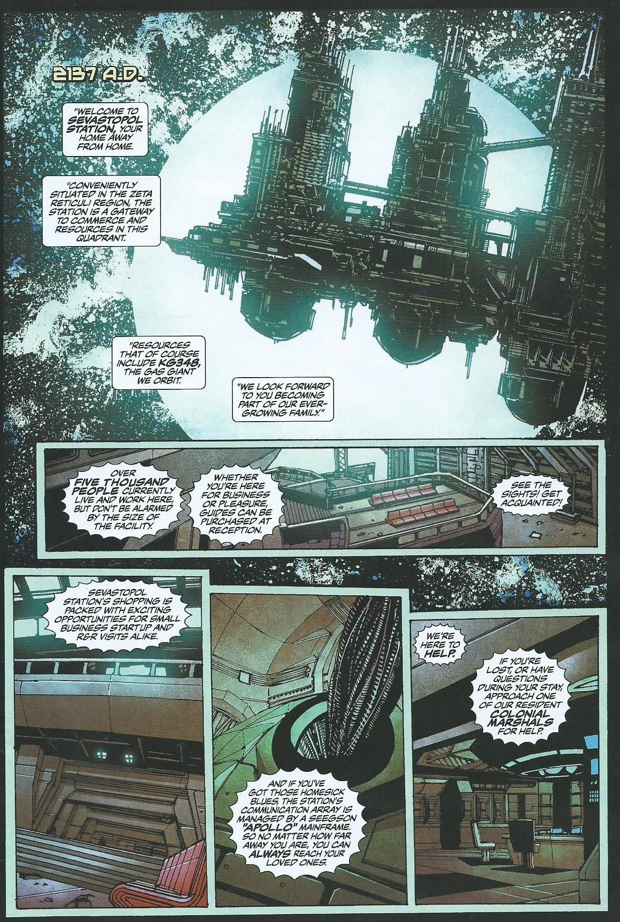 Alien Isolation comic  WeylandYutani corporation Wiki