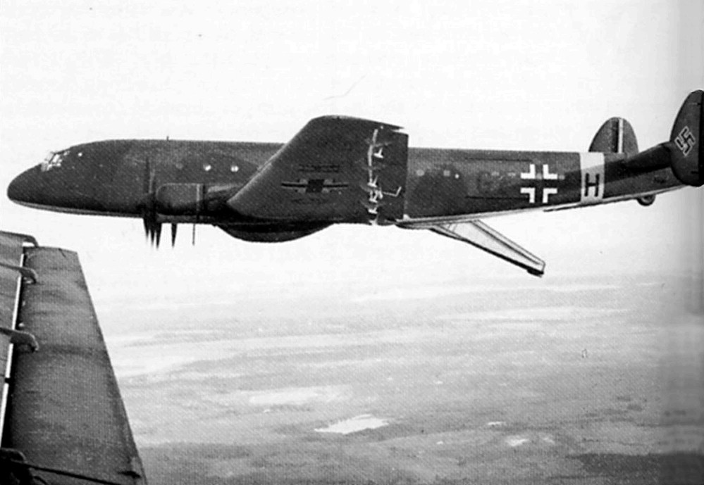 Junkers Ju 90 Aircraft Wiki FANDOM powered by Wikia