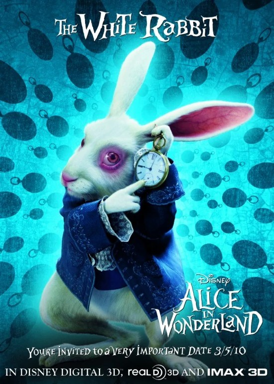 The White Rabbit | Alice in Wonderland Wiki | Fandom powered by Wikia