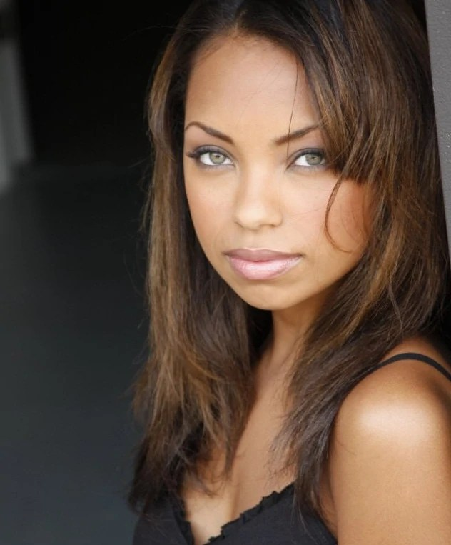 Logan Browning  All About Us Wiki  Fandom Powered By Wikia