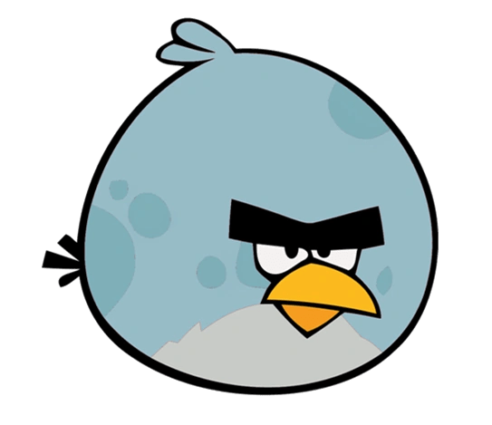 Angry Birds Transformers Silver