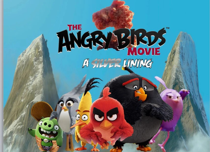 The Angry Birds Movie 2 : A Silver Lining | Angry Birds ...