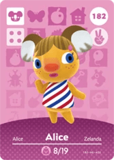 Alice Animal Crossing Wiki Fandom Powered By Wikia