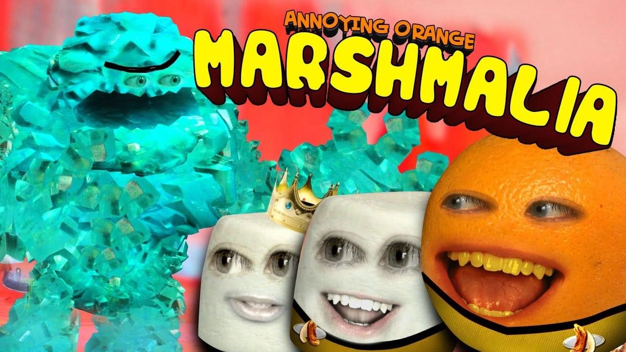 Marshmalia Episode Annoying Orange Wiki Fandom