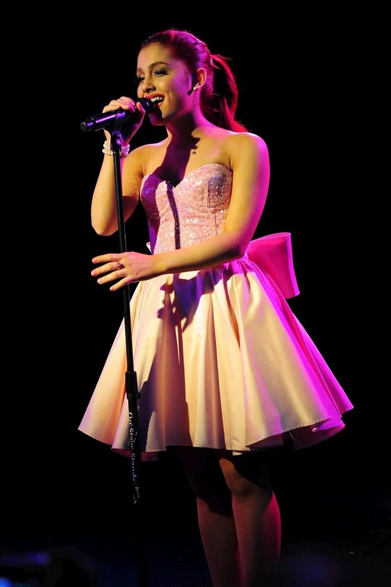 Ariana Grande 2012 Wiki Fandom Powered Wikia