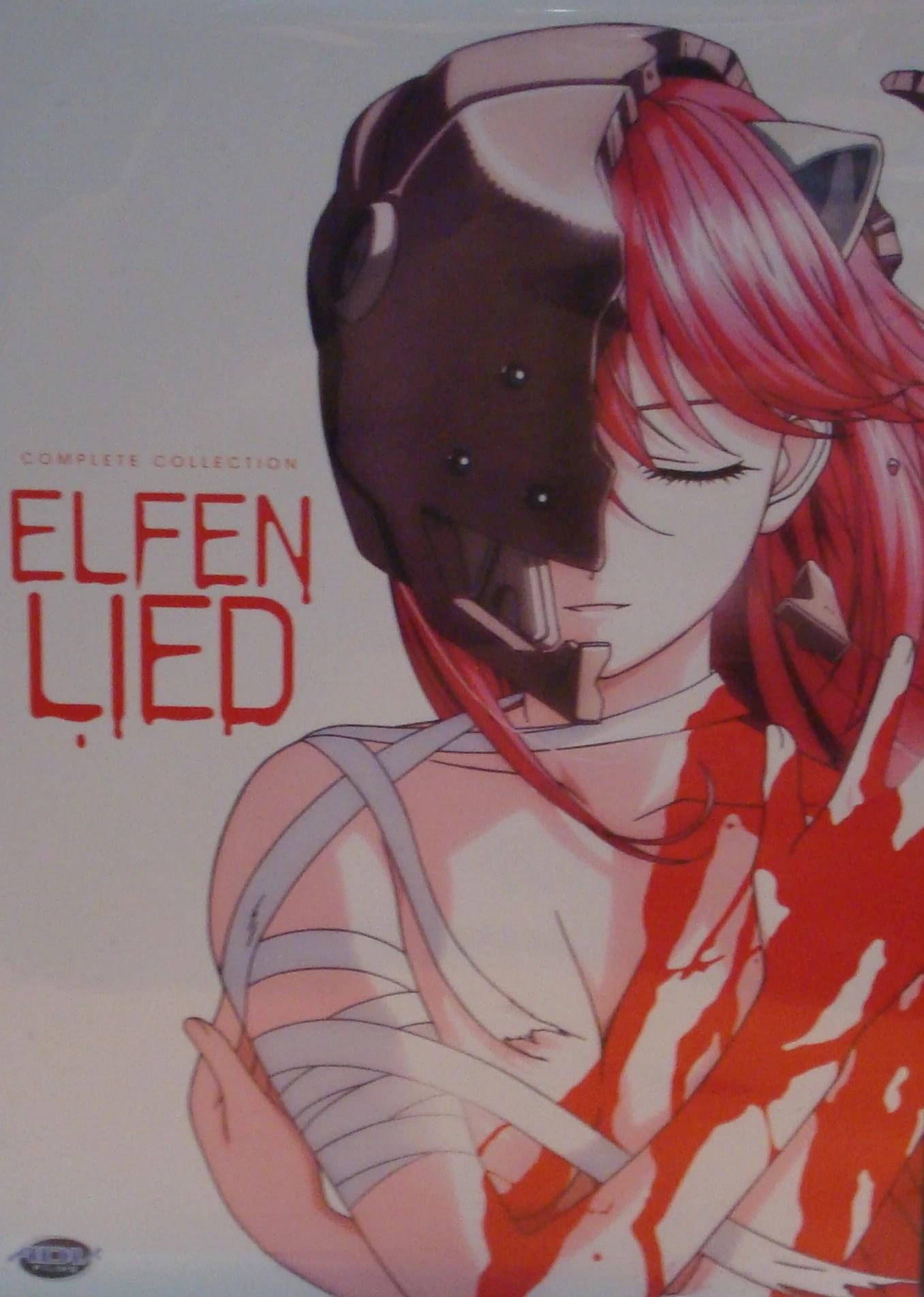 Elfen Lied Awesome Anime And Manga Wiki Fandom Powered