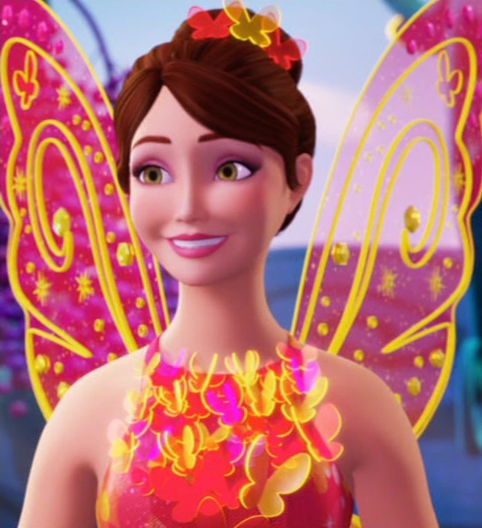Charm School Names Princess Barbie
