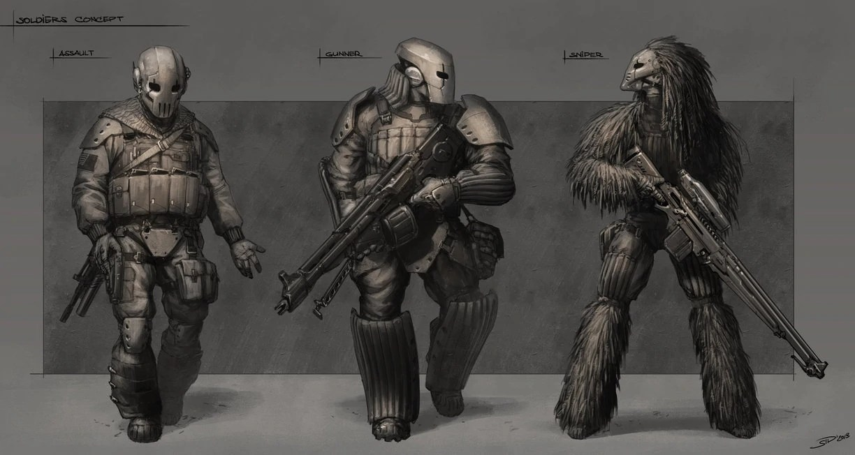 Image Soldiers Types By Sid75 D5zpgda Jpg Bellum