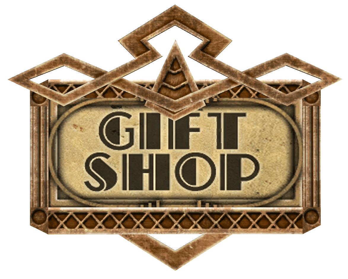 Gift Shop Sign Clip Art