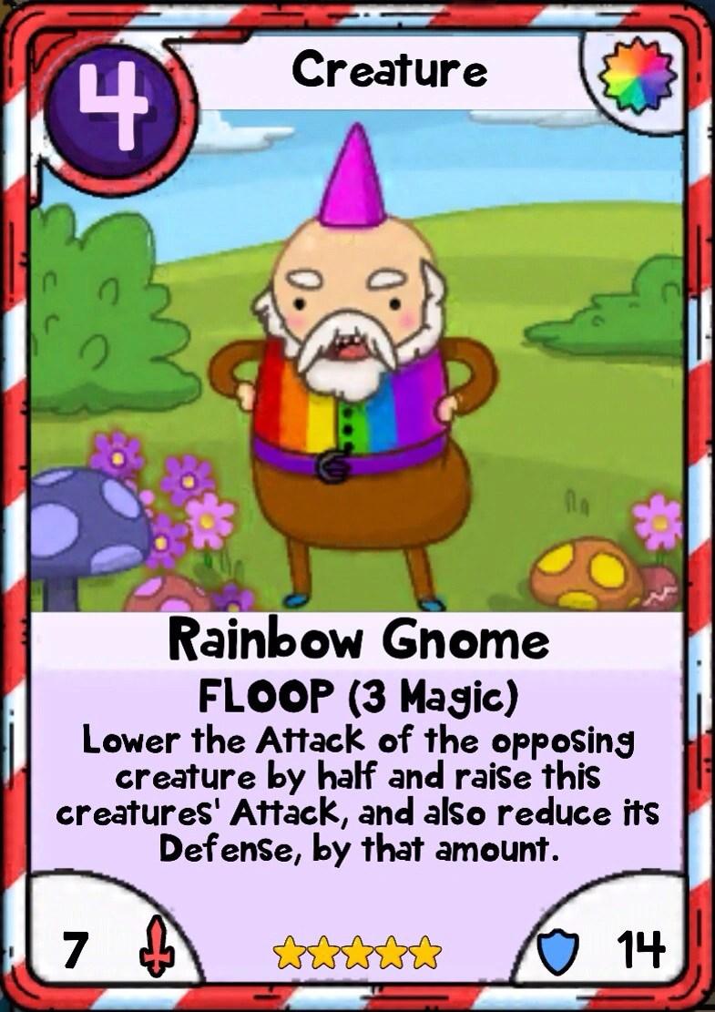 Rainbow Gnome Card Wars Wiki Fandom Powered By Wikia