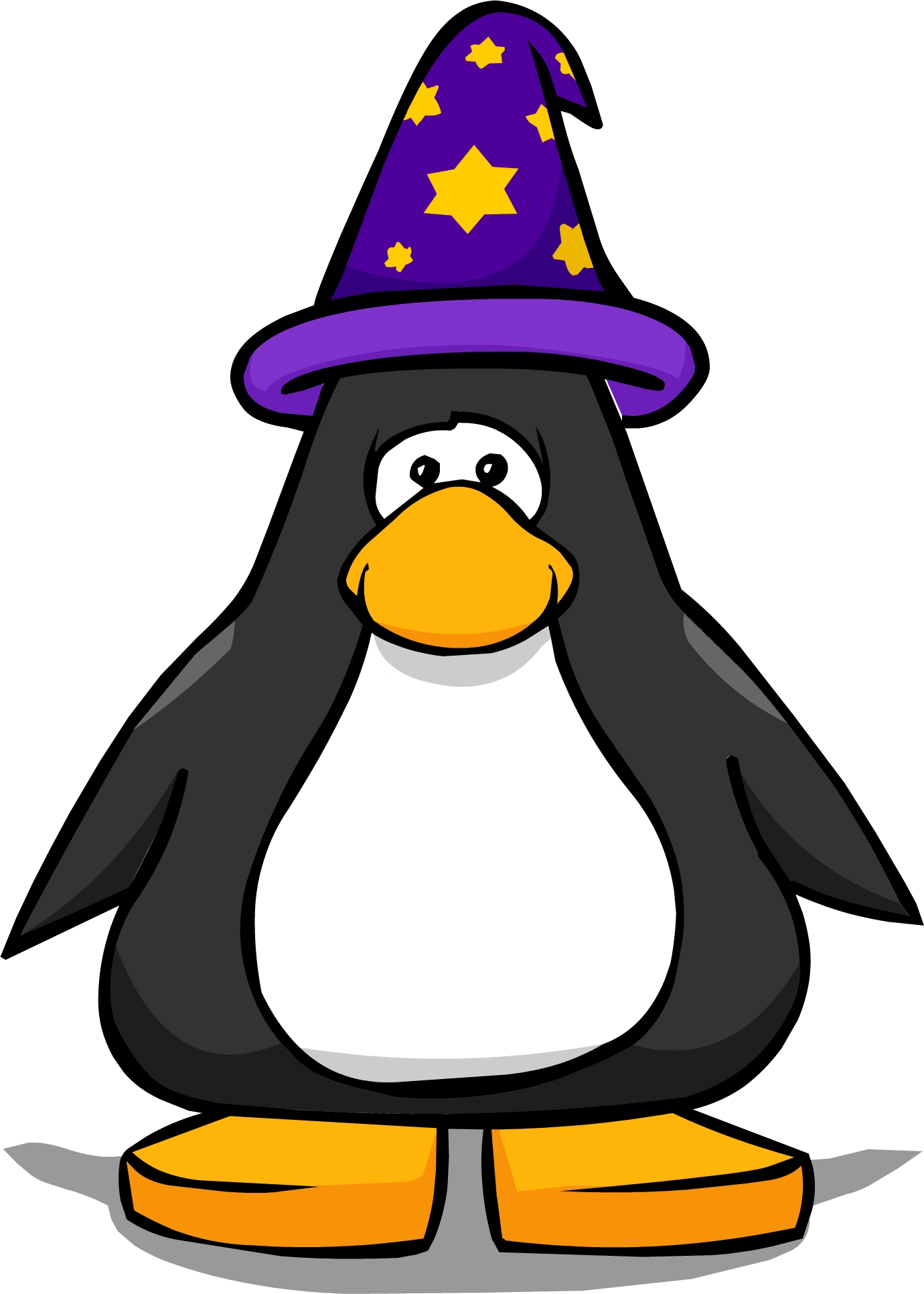 Purple Wizard Hat  Club Penguin Wiki  FANDOM powered by