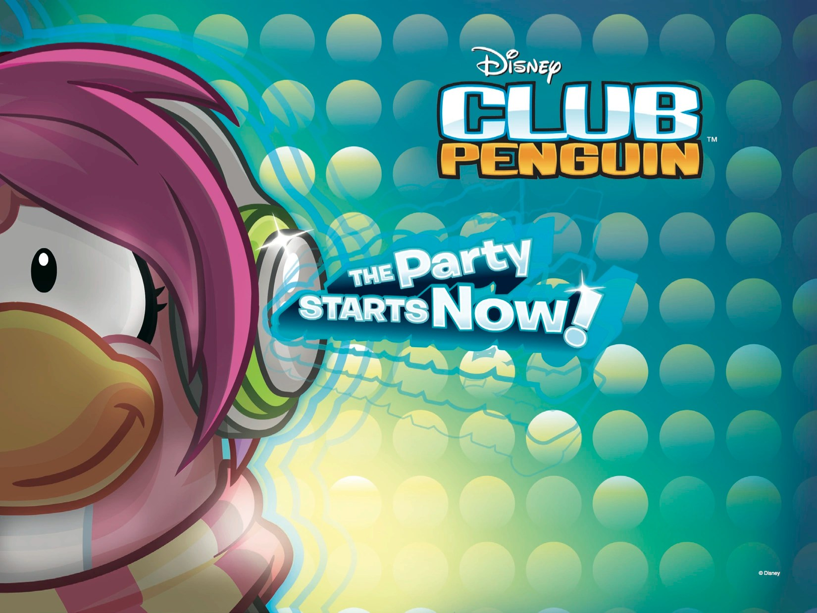 Club Penguin The Party Starts Now  Club Penguin Wiki