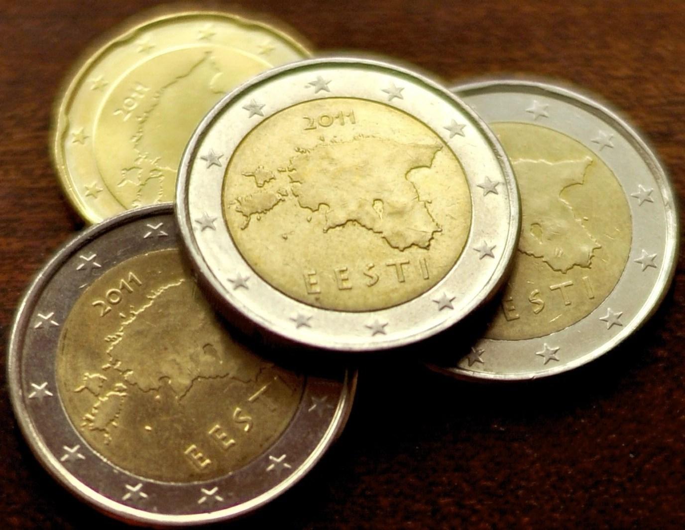 Estonian Euro Coins Currency Wiki Fandom Powered Wikia