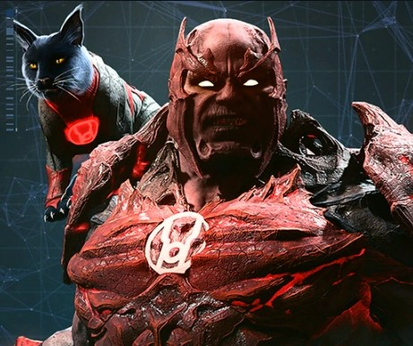 Atrocitus Injustice DCverse Wiki FANDOM powered by Wikia