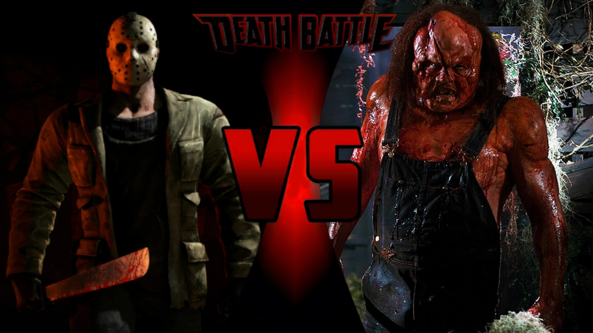 Monster University Wallpaper Hd Jason Voorhees Vs Victor Crowley Death Battle Fanon