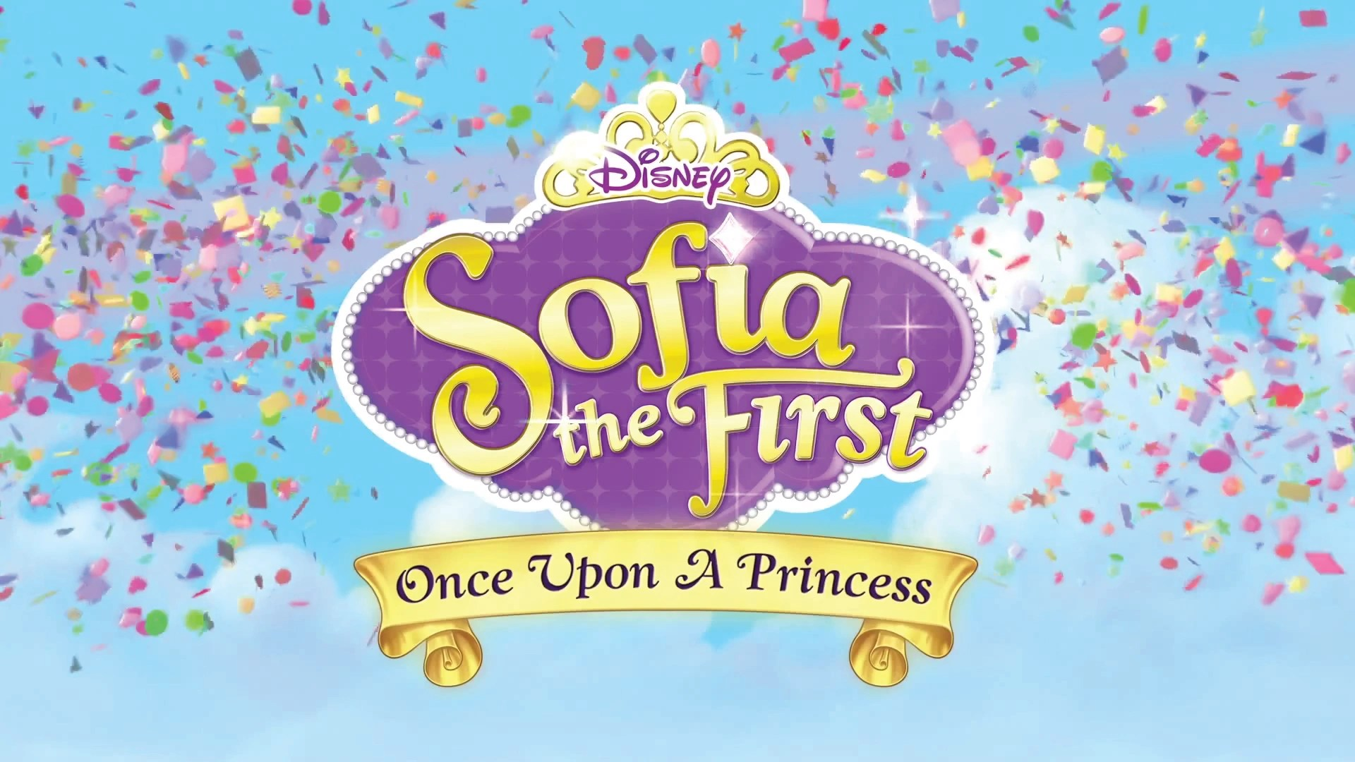 Sofia The First Once Upon A Princess Disney Wiki