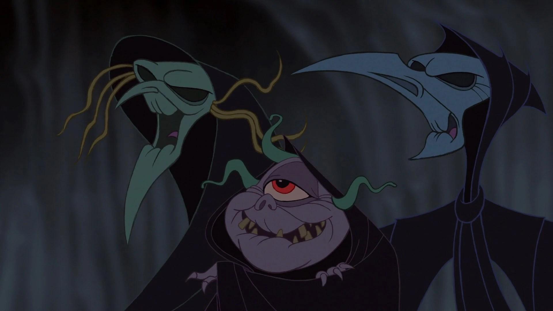 CategoryCharacter Trios Disney Wiki FANDOM Powered By