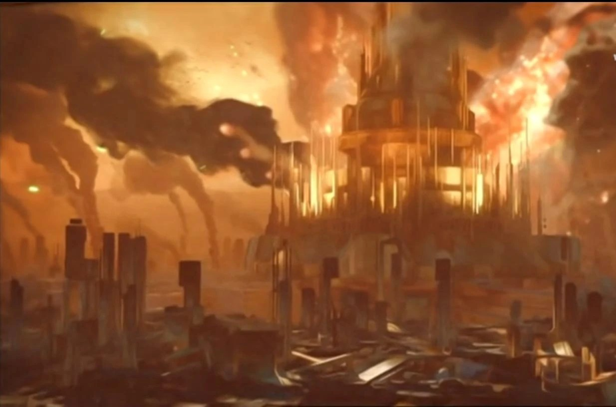 Gallifrey Falls No More Wallpaper Arcadia Ville Doctor Who Wiki Fandom Powered By Wikia