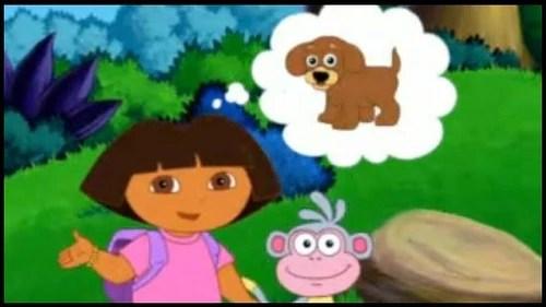Dora Explorer Puppy Powerdvd