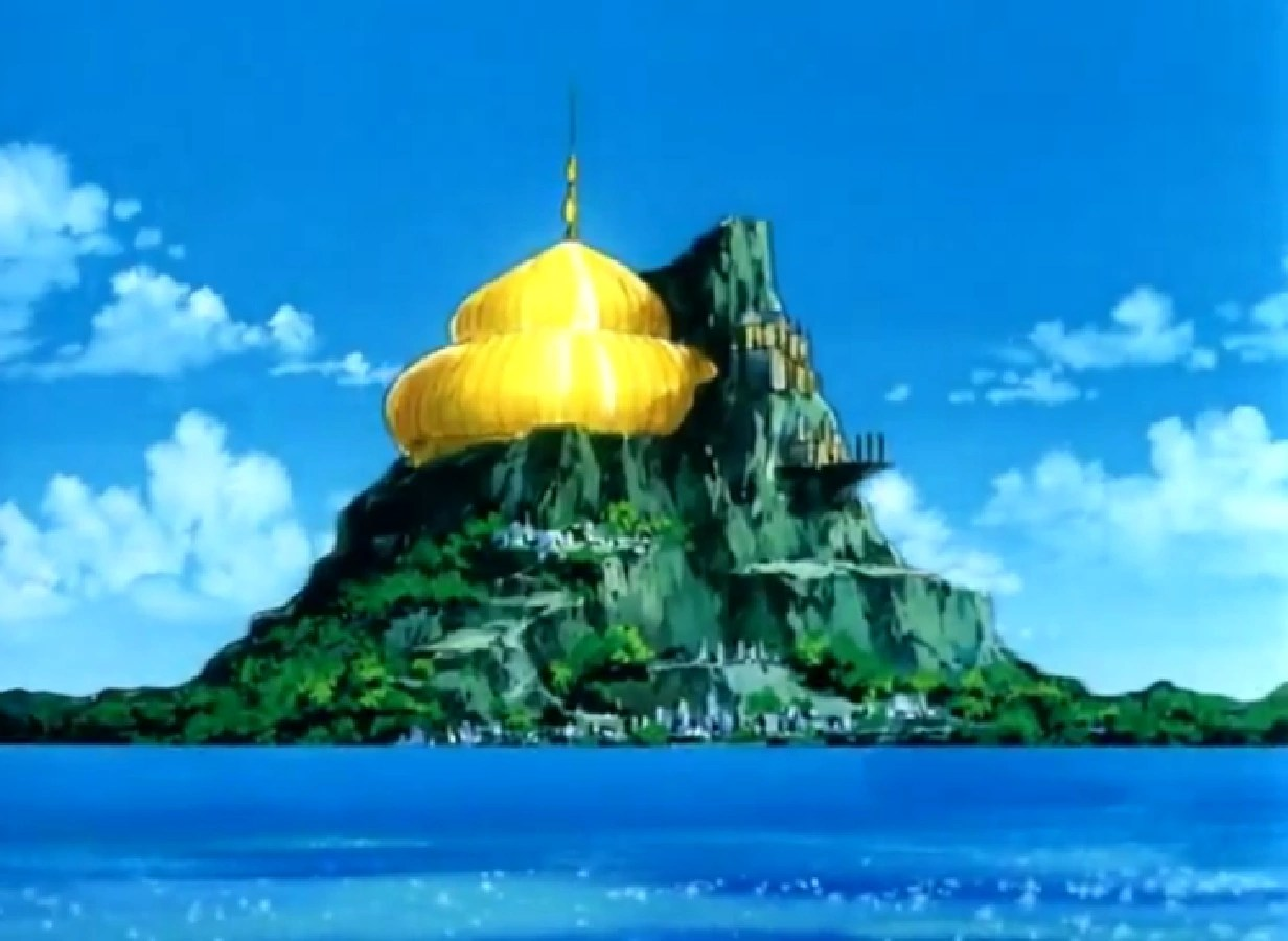 Jaguar's island | Dragon Ball Wiki | Fandom powered by Wikia