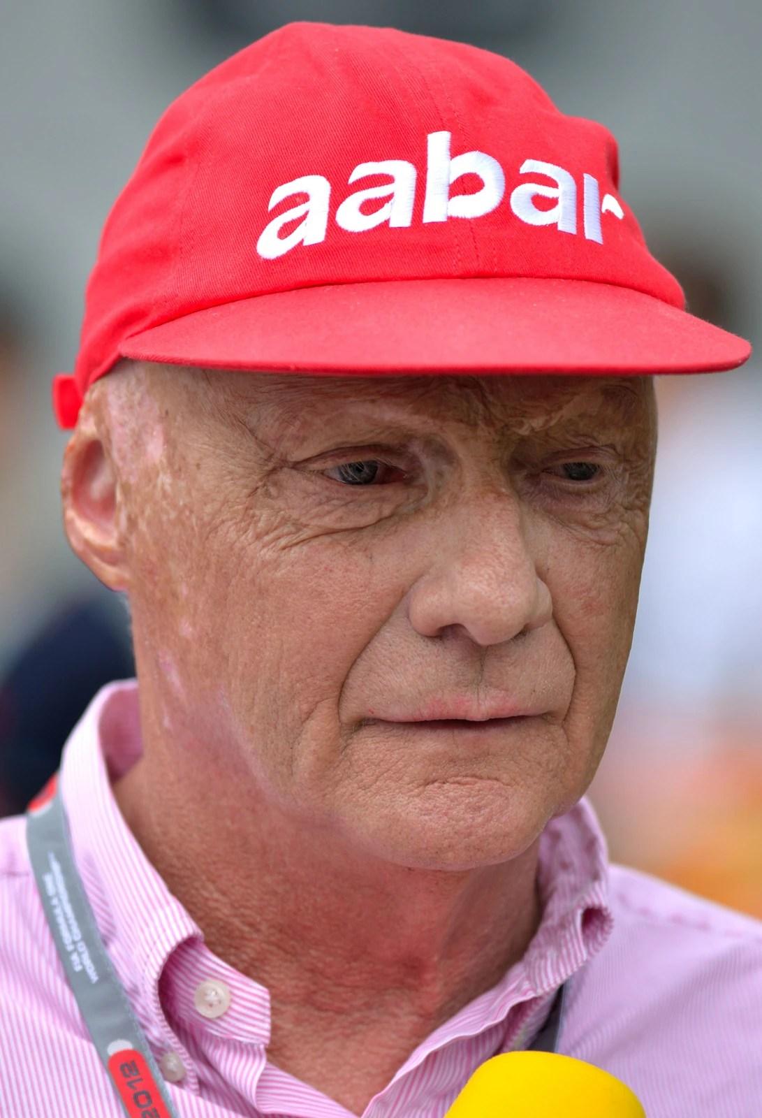 Niki Lauda The Formula 1 Wiki Fandom Powered By Wikia