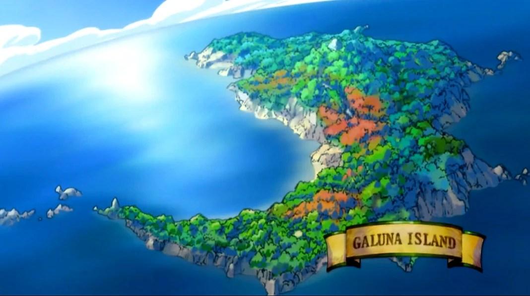 Galuna Island | Fairy Tail Wiki | FANDOM powered by Wikia
