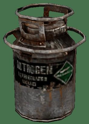 Diagram Of Nitrogen Liquid Nitrogen Canister Fallout Wiki Fandom Powered
