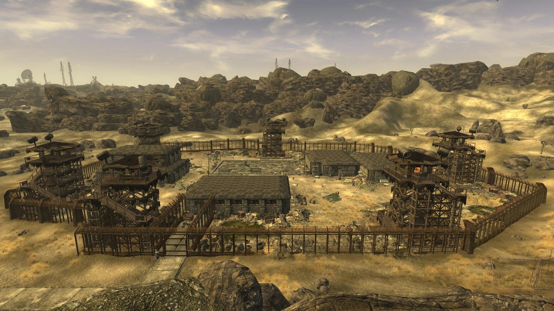 NCR Correctional Facility Fallout Wiki Fandom Powered