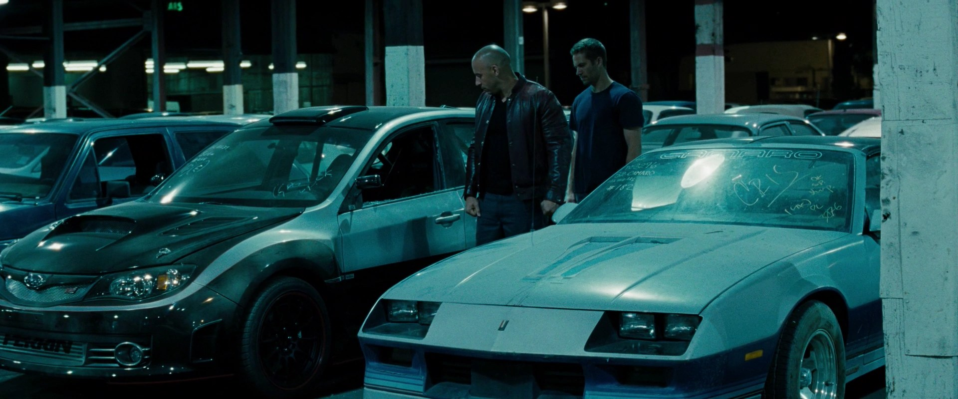 Letty Car Fast And Furious 2009 Subaru Impreza Wrx Sti Gh | The Fast And The Furious