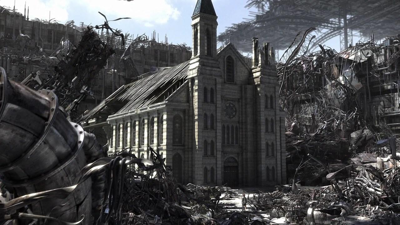 Sector 5 Church Final Fantasy Wiki Fandom Powered By Wikia