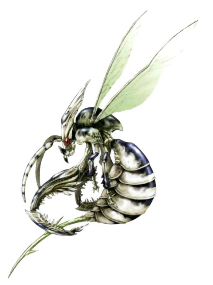 Wasp Final Fantasy Wiki Fandom Powered By Wikia