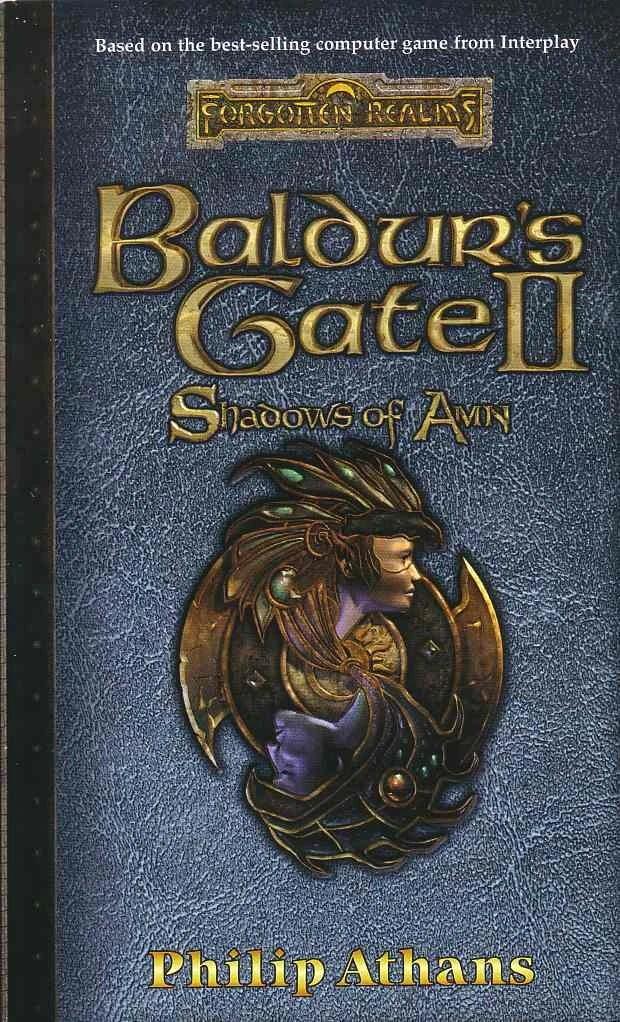 Baldurs Gate II Shadows of Amn novel  Forgotten Realms Wiki  FANDOM powered by Wikia