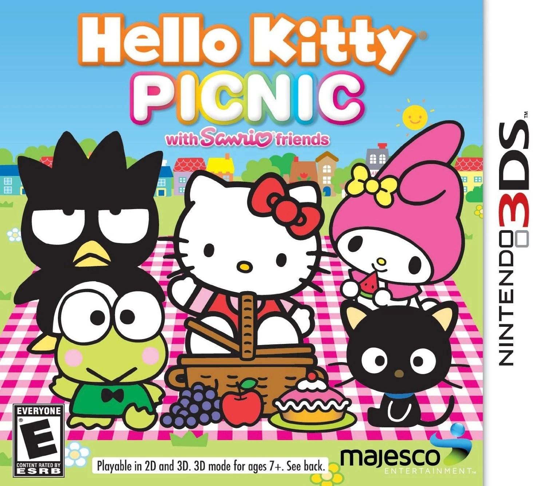 Wallpaper Keroppi Cute Hello Kitty Picnic Game Grumps Wiki Fandom Powered By