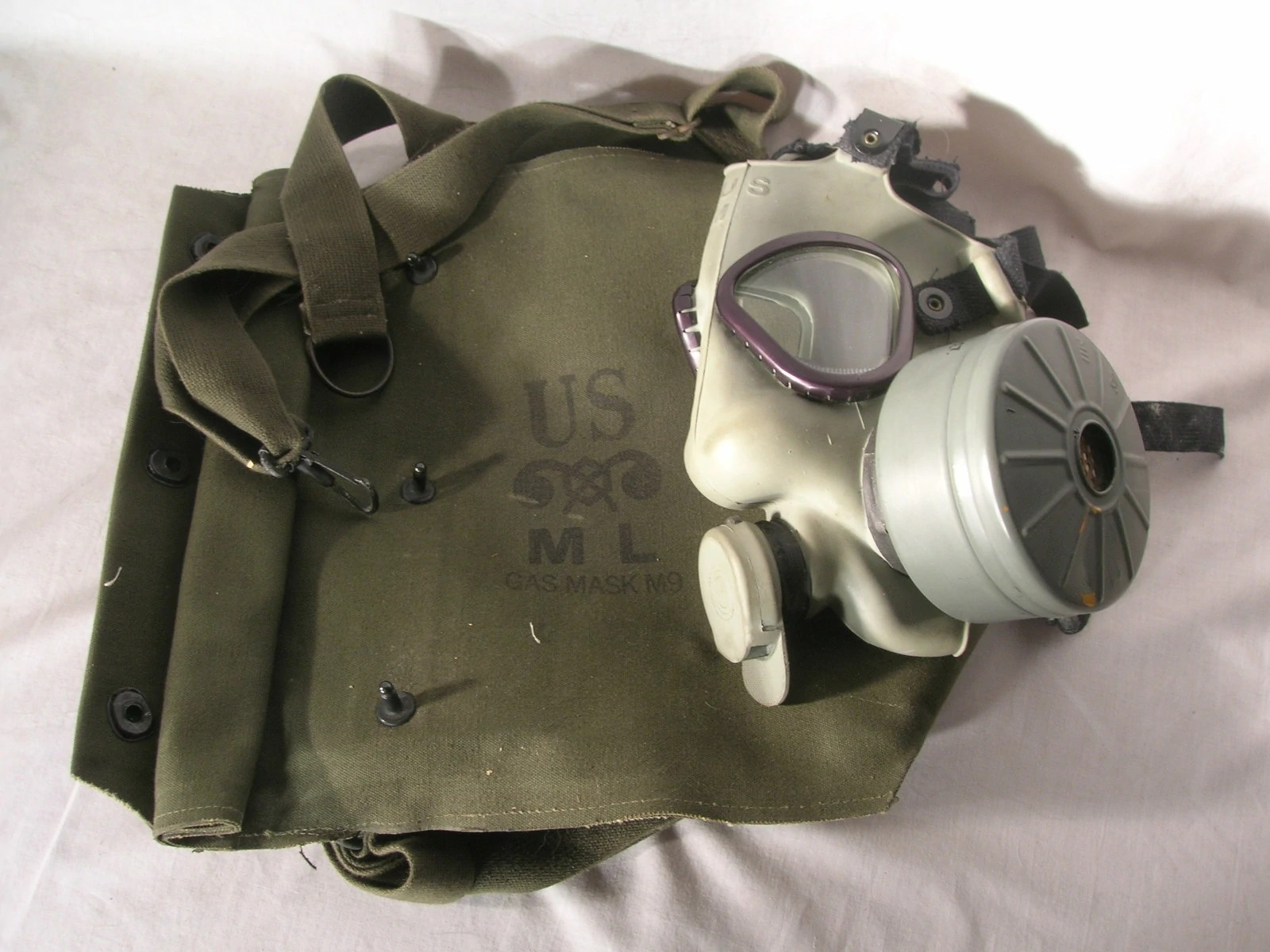 U. M9 Gas Mask And Respirator Wiki Fandom Powered