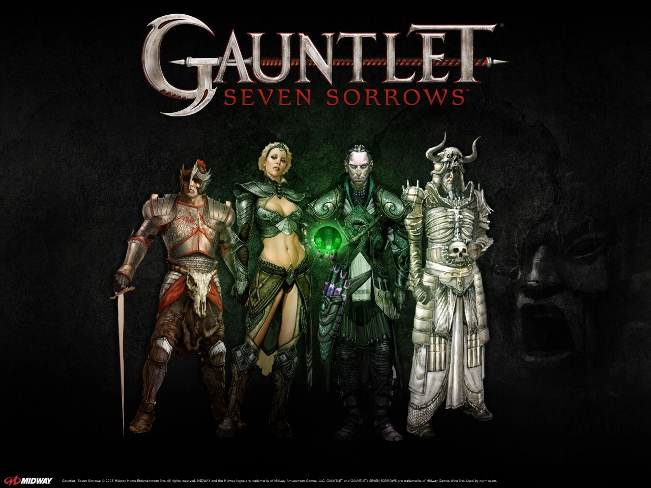 Gauntlet Seven Sorrows Gauntlet Fandom Powered By Wikia