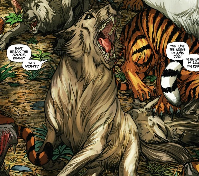 The Fall Tv Series Wallpaper Mother Wolf Grimm Fairy Tales Presents The Jungle Book