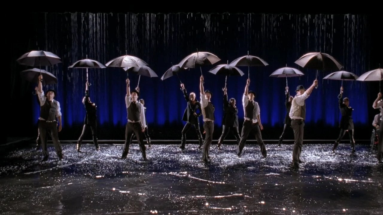 Singing in the RainUmbrella  Glee TV Show Wiki  Fandom powered by Wikia