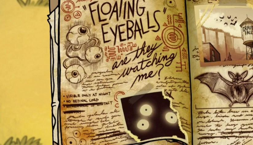 Gravity Falls Jounal Wallpaper Eye Am Watching You Gravity Falls Fanfiction Wiki