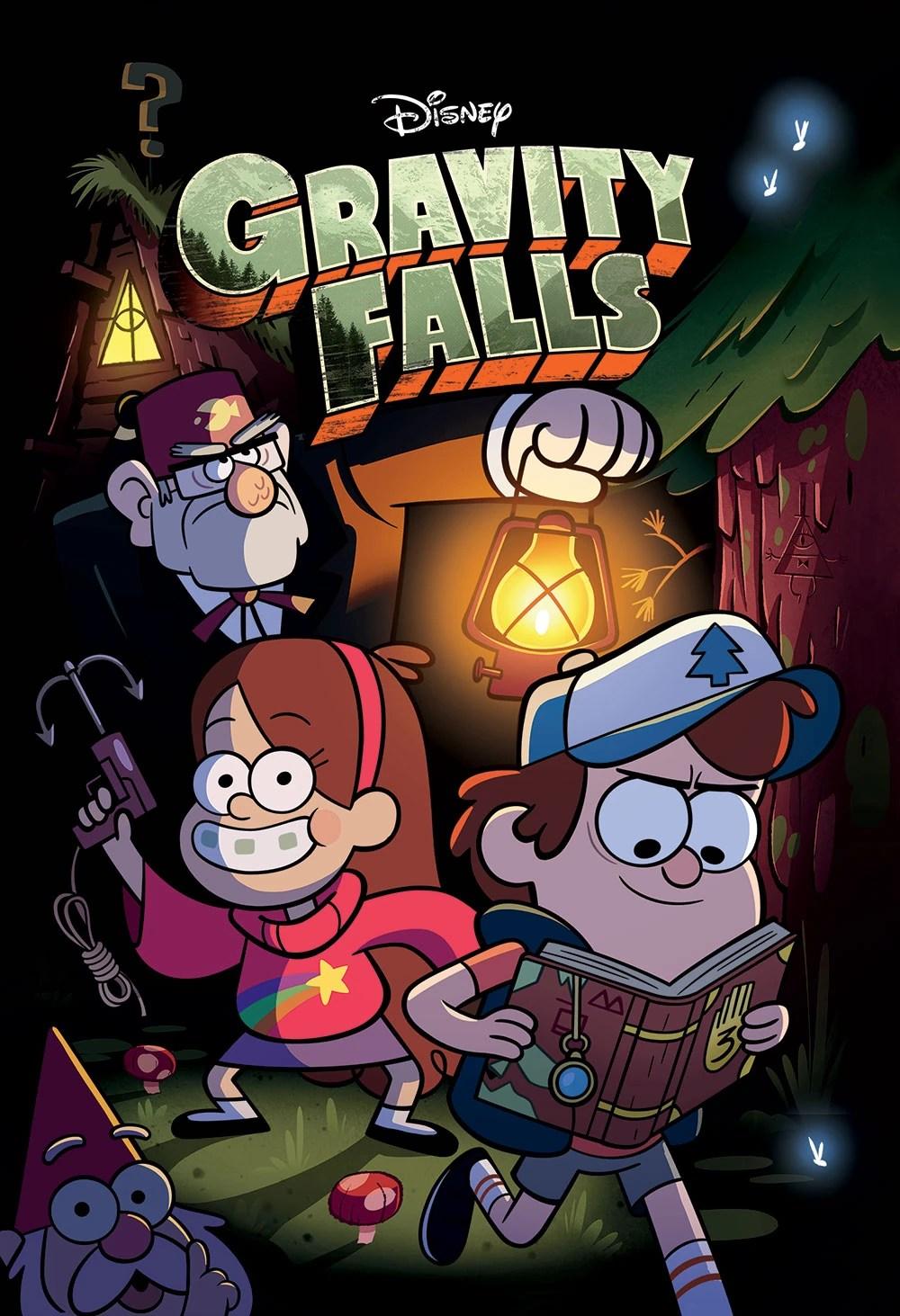 Wiki Disney Falls Gravity