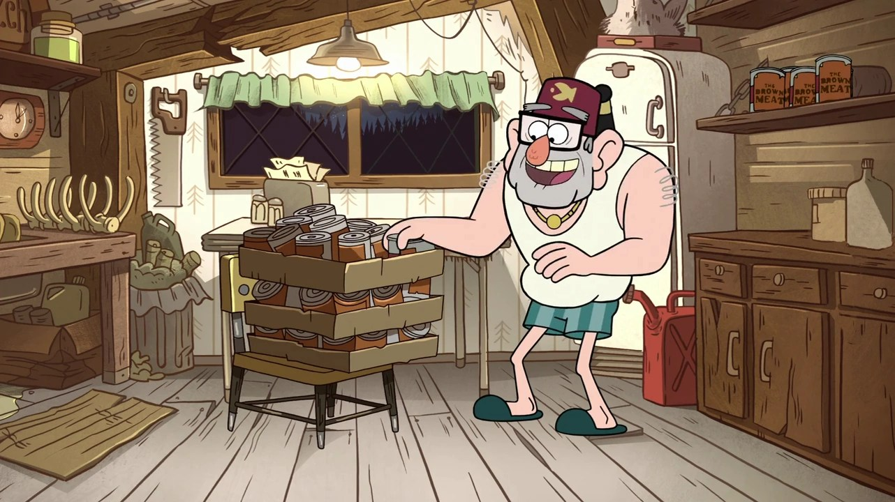 Gravity Falls Mystery Shack Characters TV Tropes
