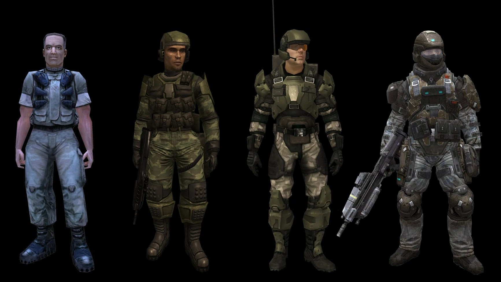 UNSC Marine Corps Battle Dress Uniform Halo Nation FANDOM Powered By Wikia