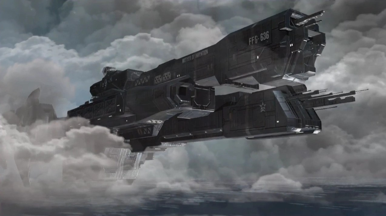 Halo Wallpaper Fall Of Reach Unsc Mother Of Invention Halo Fanon Fandom Powered By